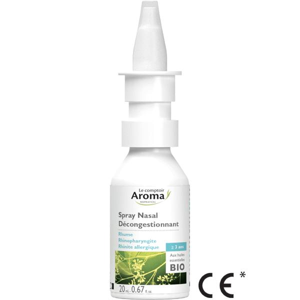 Spray nasal décongestionnant